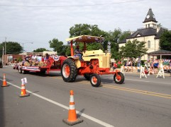 Parade Photo - Tractor