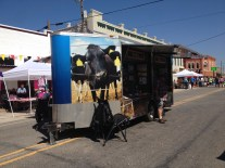 Festival Photo - Texas Farm Bureau wagon
