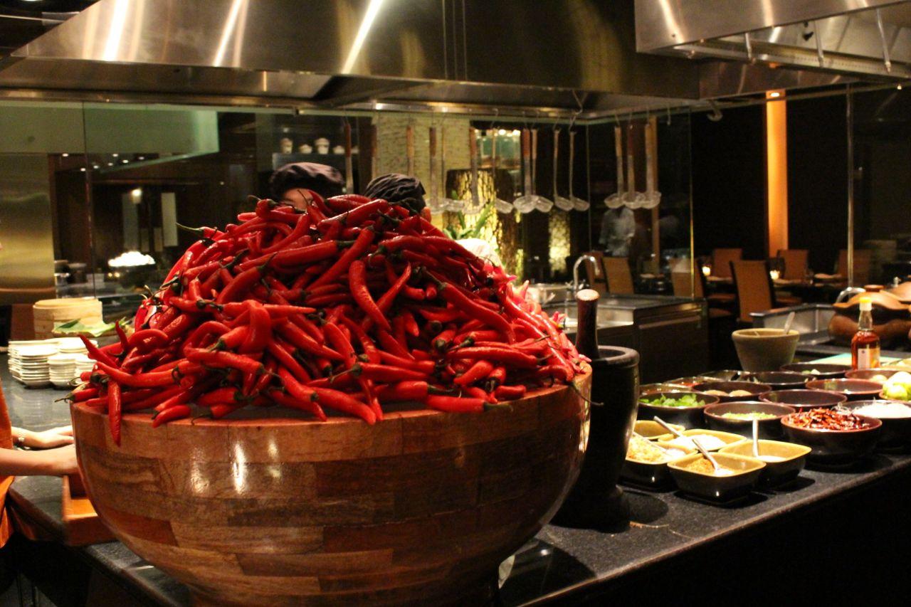 On my Plate: The Thai Kitchen, Dubai.