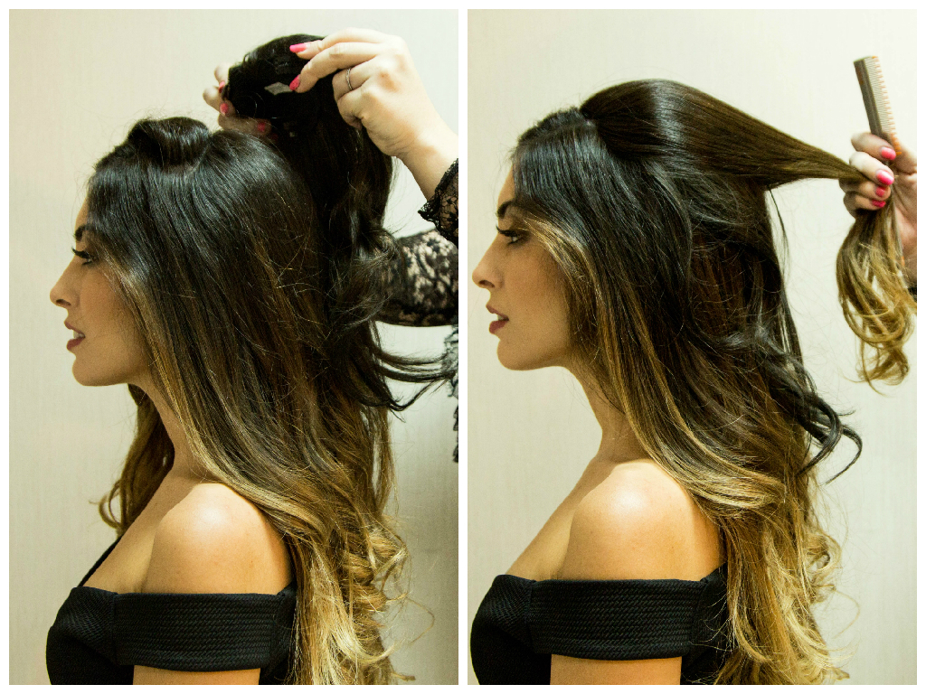 How To Add Volume With A Hair Piece MyFashDiary