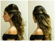 add volume with hair piece