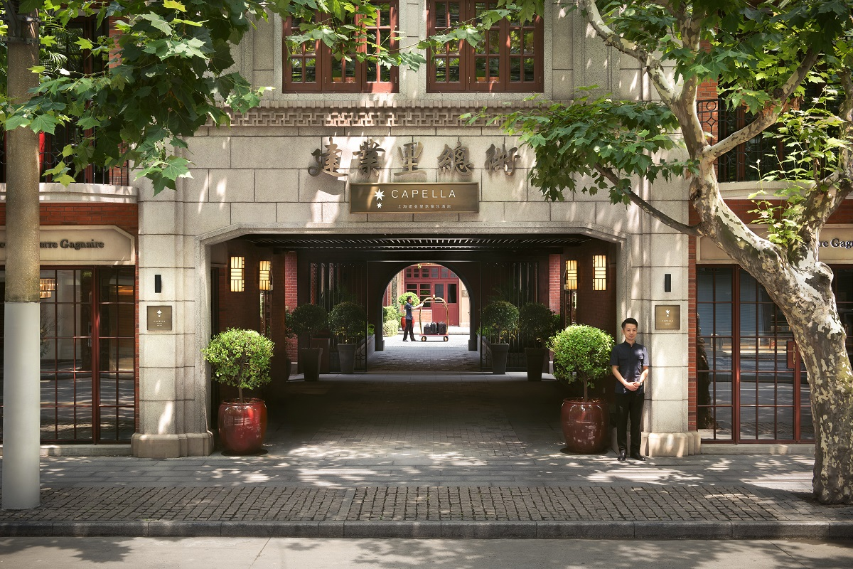 Hotel Review Capella Hotel Shanghai  MyFashDiary