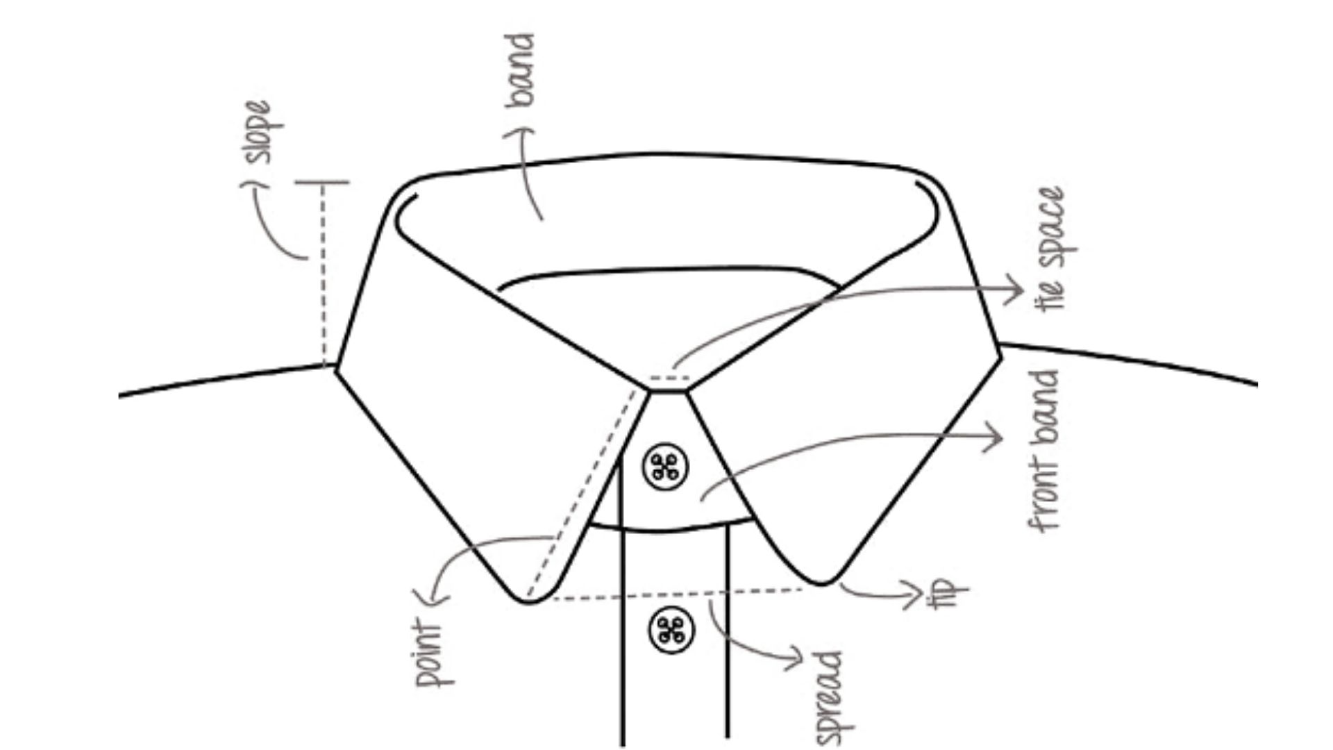 Types of Shirt Collars (A Complete Guide) » My Fashion Galore