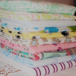 Swaddle/Receiving Blanket
