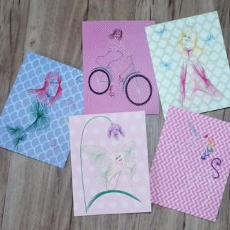 Variety Card Packs