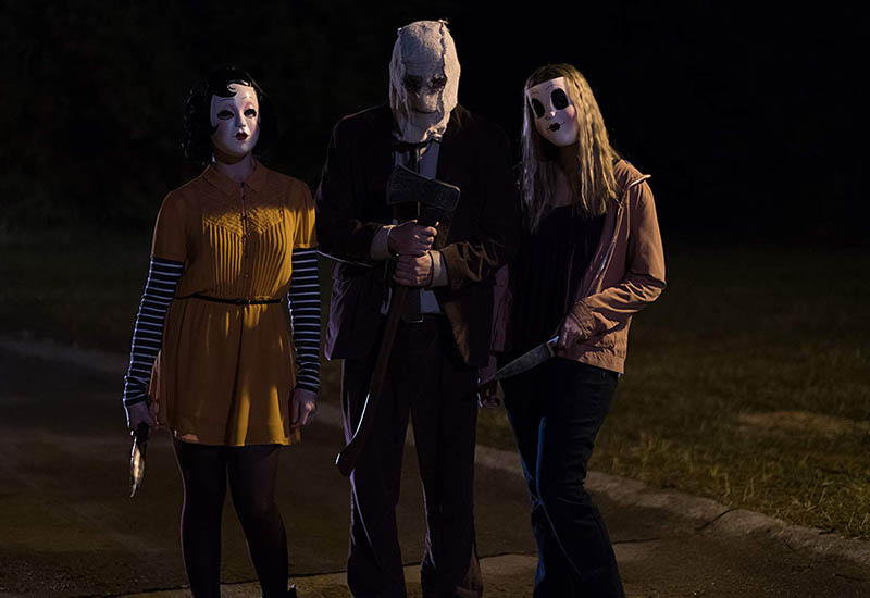 The Strangers - Prey At Night Review (2018) and Ending