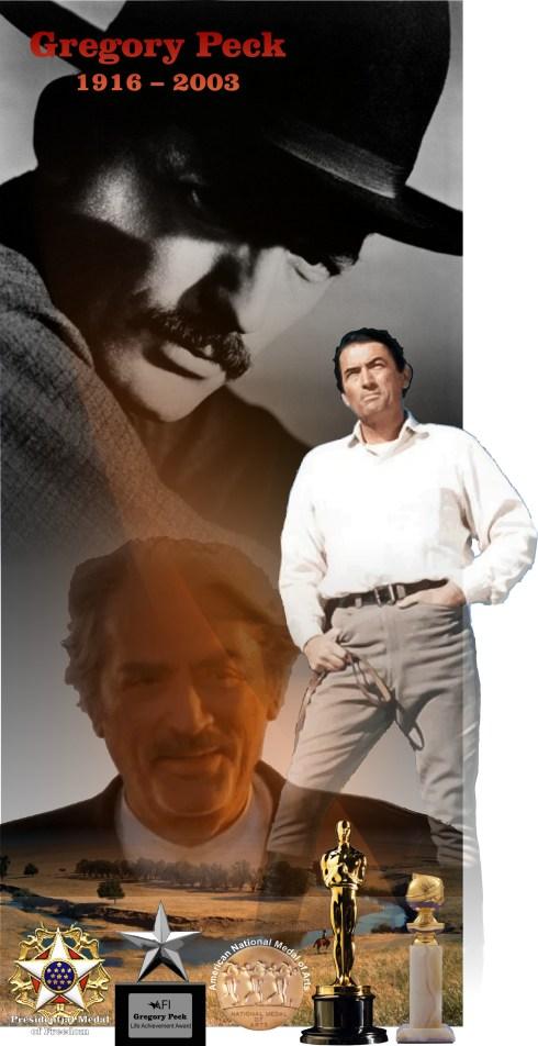 Gregory Peck Bio