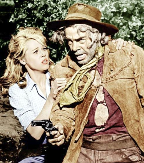 CAT BALLOU - Jane and Lee