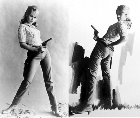 CAT BALLOU - JANE FONDA