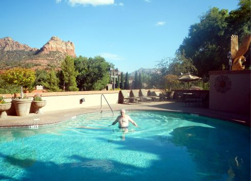 Sedona - The Pool