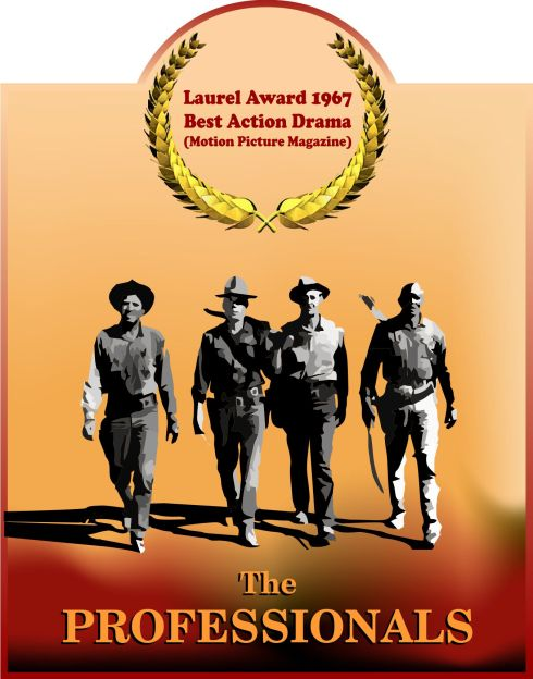 The Professionals / Laurel Award