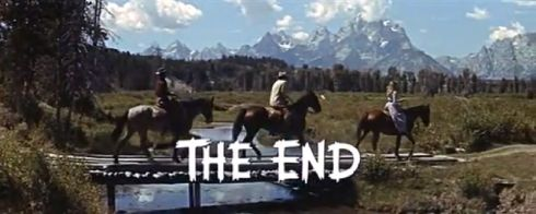 the end - jubal