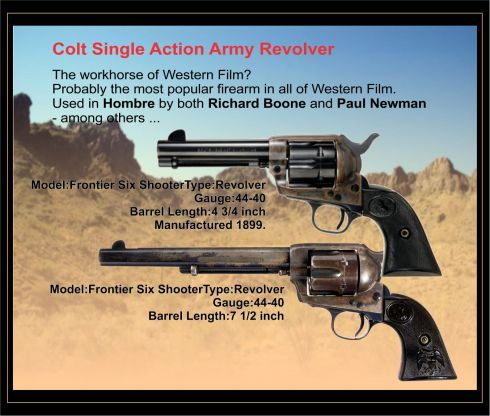 Hombre - the guns