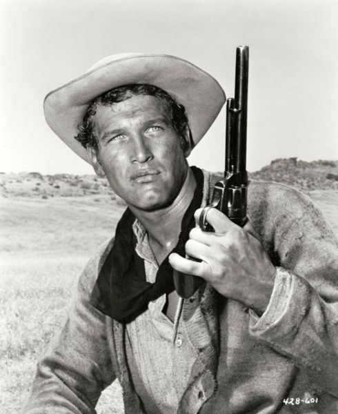 The Left Handed Gun - Paul Newman