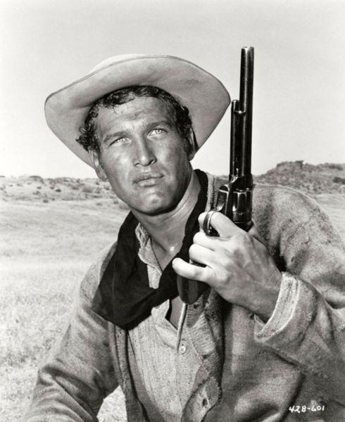 The Left Handed Gun - Paul Newman