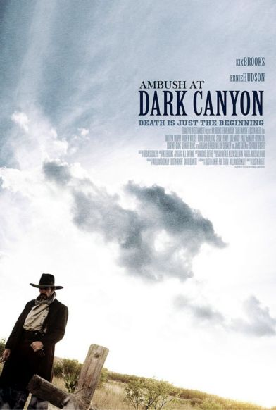 Ambush at Dark Canyon poster