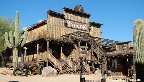 Goldfield Ghosttown Saloon