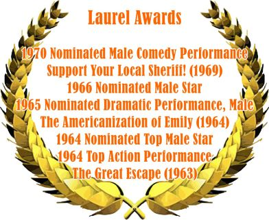 James Garner Laurel Awards