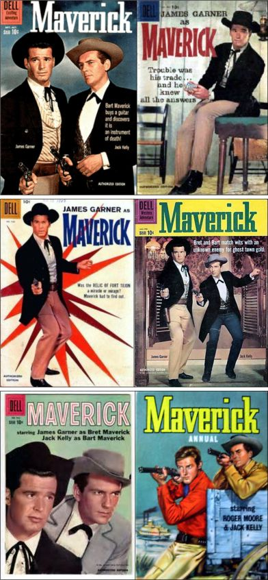 Maverick Comics