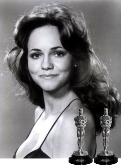 Sally Field - 2 Oscars