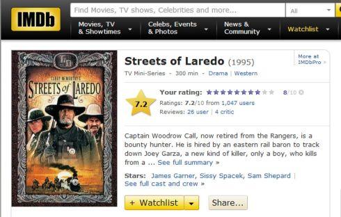 SOL IMDB