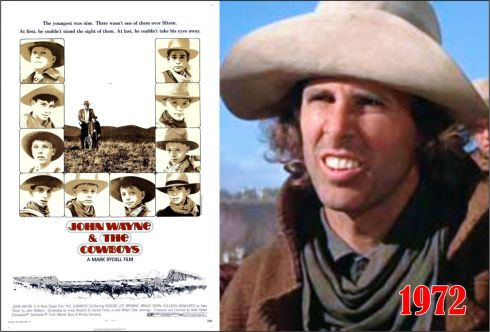 The Cowboys - Bruce Dern