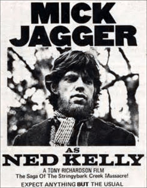 Ned Kelly 1970 - Mick 5