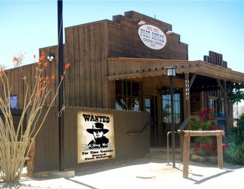 Sheriffs Office - Post Office