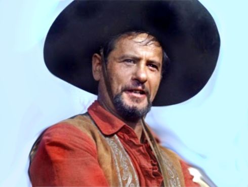 Eli Wallach - The M7