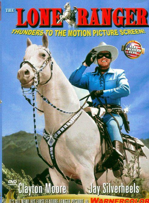 The Lone Ranger Poster 13