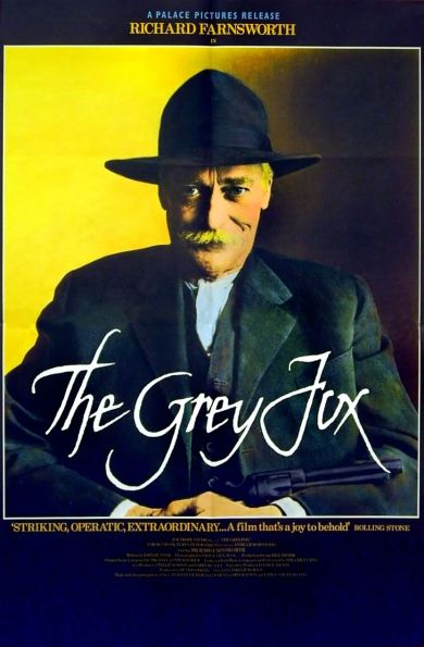 The Grey Fox Poster 3