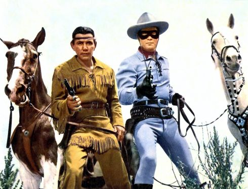 The Lone Ranger and Tonto