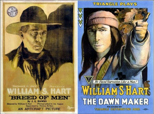WILLIAM S HART 19
