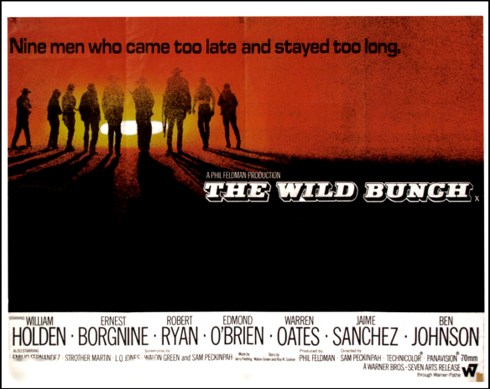 The Wild Bunch poster 4