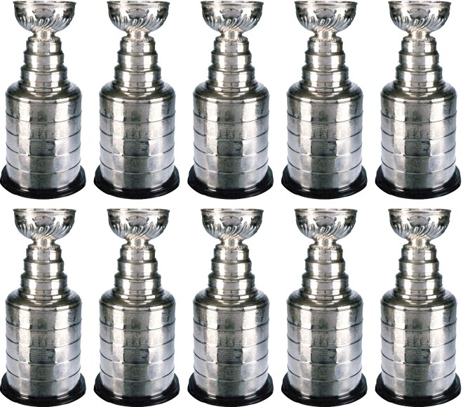 Stanley Cups