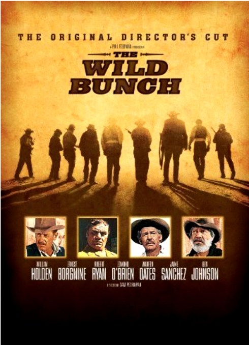 The Wild Bunch Director's Cut Poster