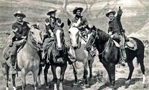 Ratpack Cowboys - Sargeants 3 (1962) 2