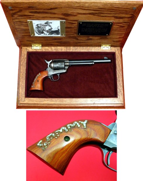 Sammy Davis Jr custom Colt 2