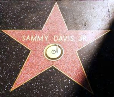 Sammy Davis Jr Star