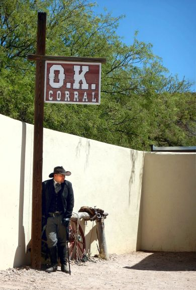 OK CORRAL REENACTMENT 6