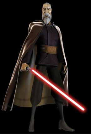 Christopher Lee Star Wars 4