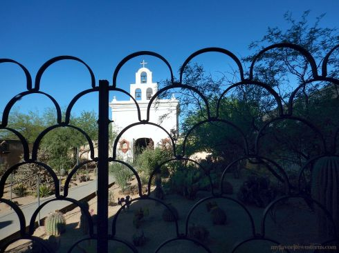 Mission San Xavier Del Bac 10