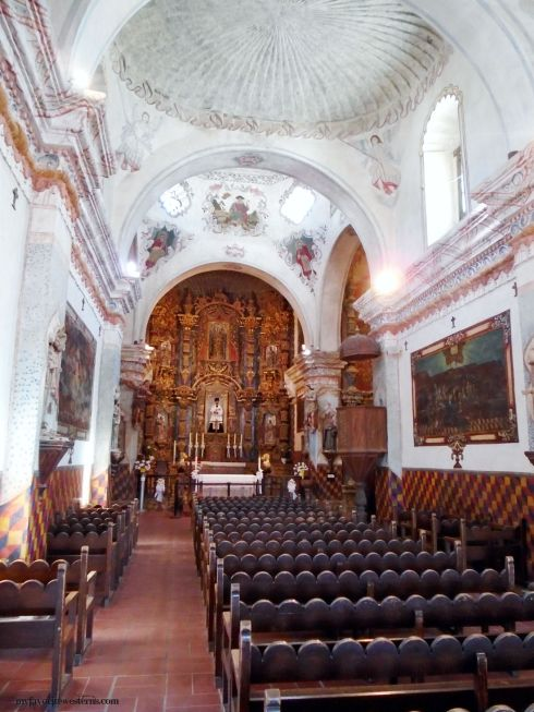Mission San Xavier Del Bac 17