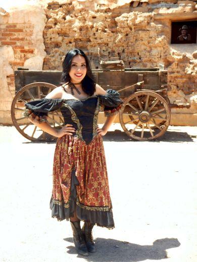 Old Tucson Studios beauty 2