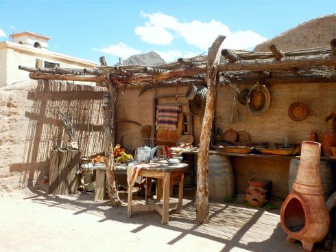 Old Tucson Studios Pottery