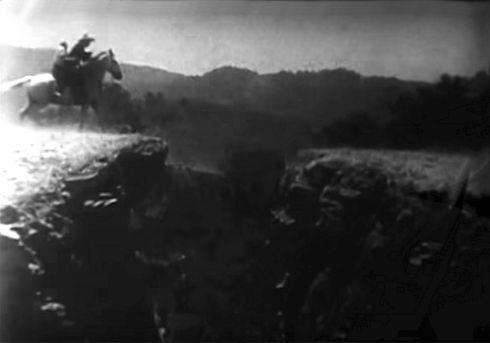 Buck Jones cliff jump 3