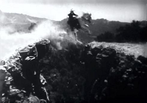 Buck Jones cliff jump 9