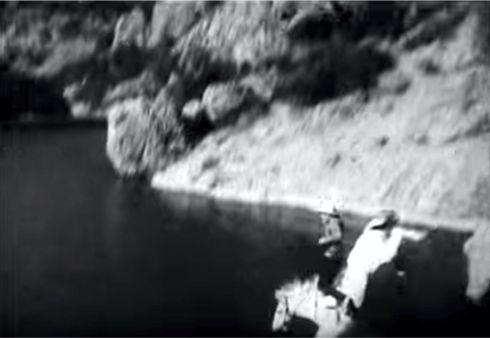 Buck Jones old time stunt 4