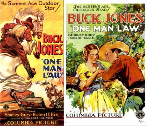One Man Law 1932