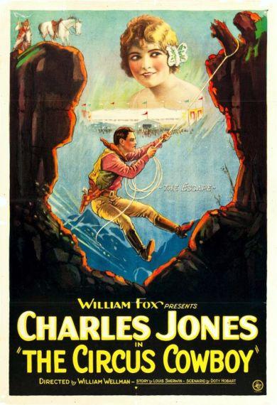 The Circus Cowboy - 1924